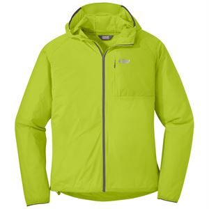 Outdoor Research Men's Tantrum II Hooded Jacket Lemongrass