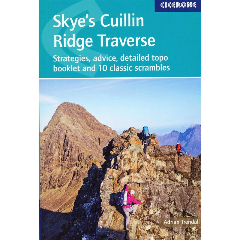 Skye's Cuillin Ridge Traverse Part 1