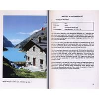 Pennine Alps Italian Touring Route pages