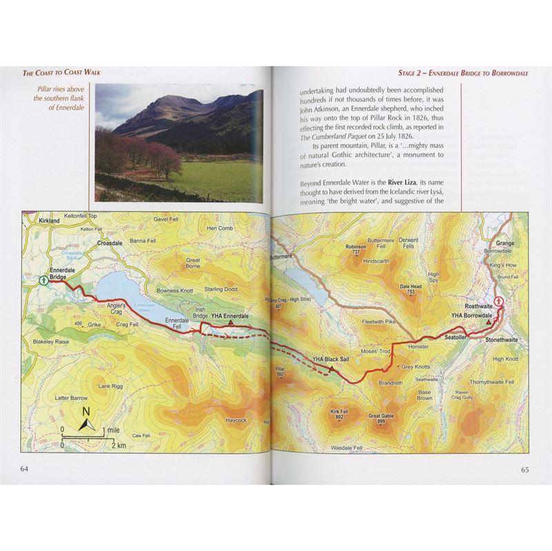The Coast to Coast Walk pages