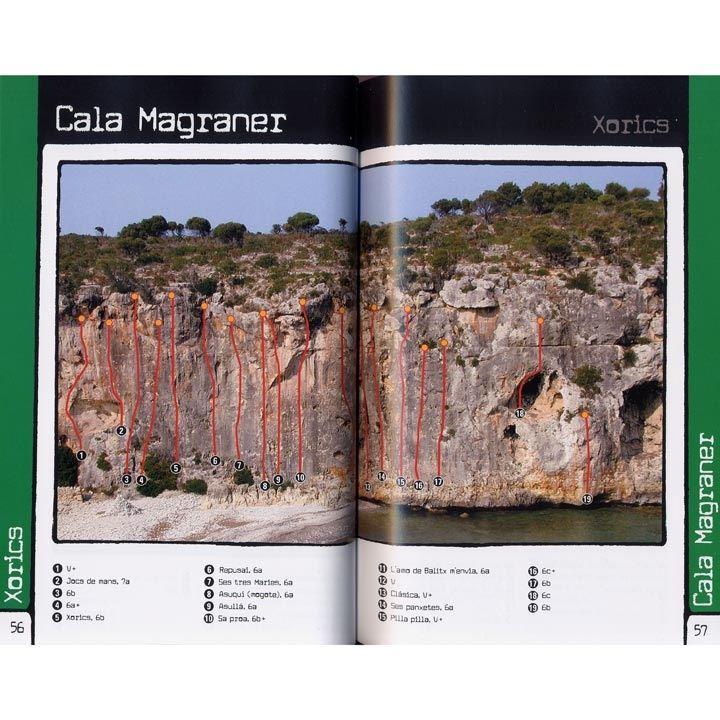Mallorca Sport Climbing pages