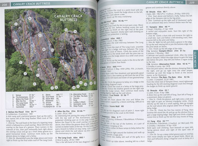 Highland Outcrops South pages