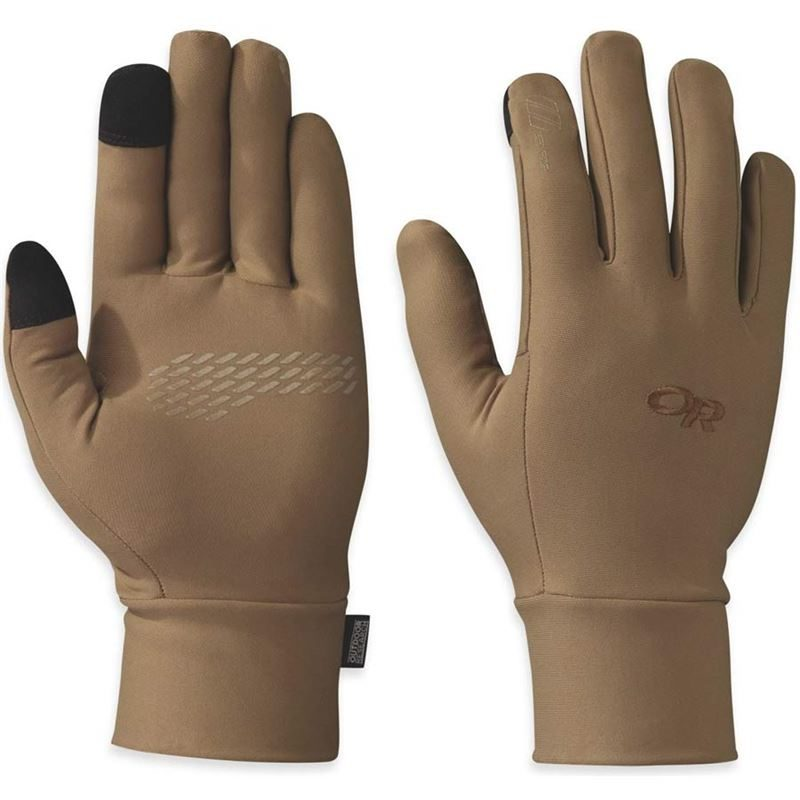 Outdoor Research Men's PL Base Sensor Glove Coyote