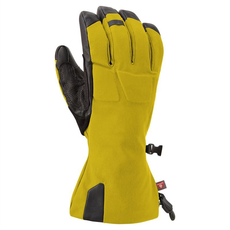 Rab Men's Pivot GTX Glove Dark Sulphur