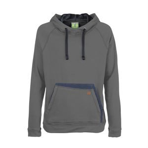 E9 Men's Squart 2 Hoody Grey
