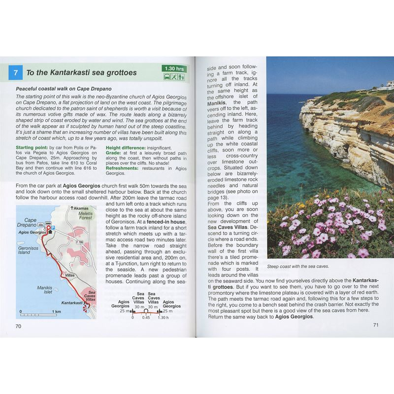 Cyprus - South and North pages