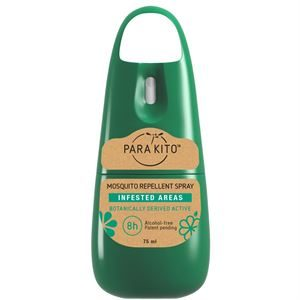 ParaKito Mosquito Repellent Spray 75ml