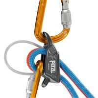 Petzl Reverso in use