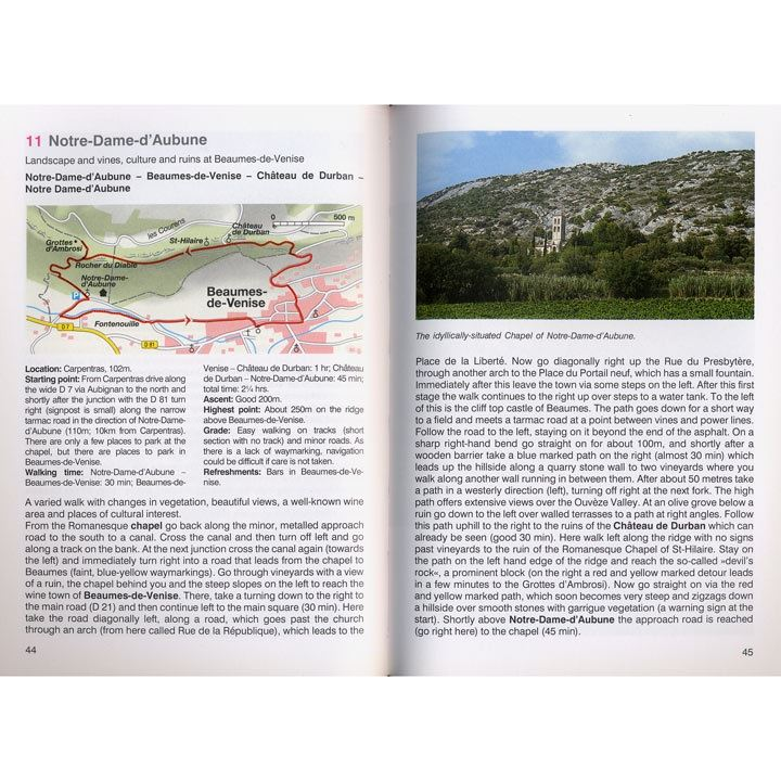 Provence pages