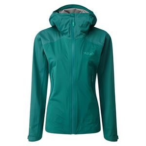 Rab Women's Kinetic Alpine Jacket Atlantis