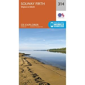 OS Explorer 314 Solway Firth