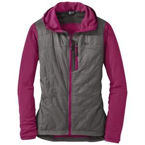 Outdoor Research Women's Deviator Hoody Sangria