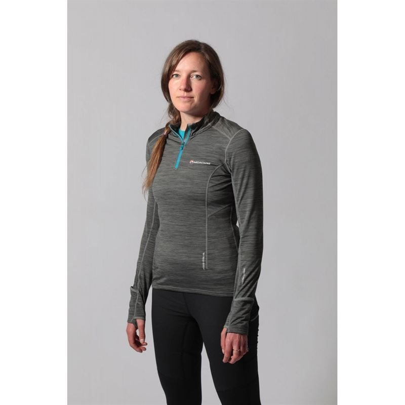 Montane Women's Katla Pull-On Stratus Grey