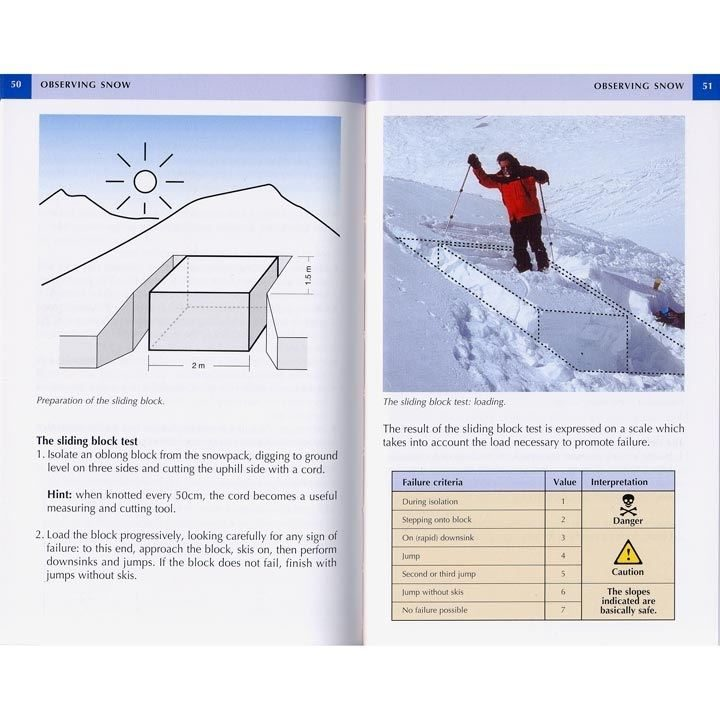 Snow pages