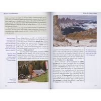 Walking in the Dolomites pages