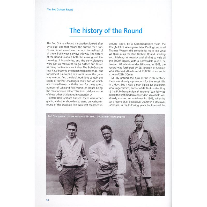 The Big Rounds pages
