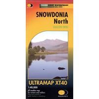 Harvey Ultramap XT40 - Snowdonia North