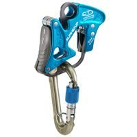 Climbing Technology Alpine Up Blue with Concept Screwgate