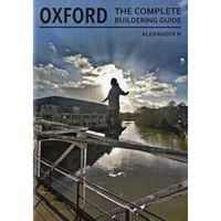 Oxford - The Complete Buildering Guide