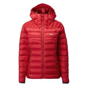 Rab Women's Electron Pro Jacket Ruby