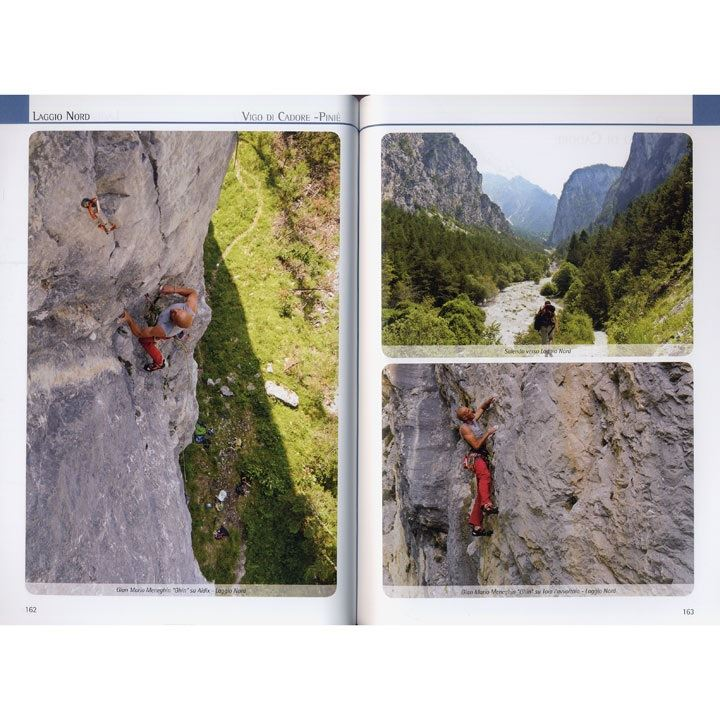 Arrampicare in Cadore pages