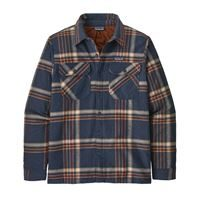 DESCRIPTION Patagonia Men's Insulated Organic Cotton Mid Weight Fjord Flannel Shirt