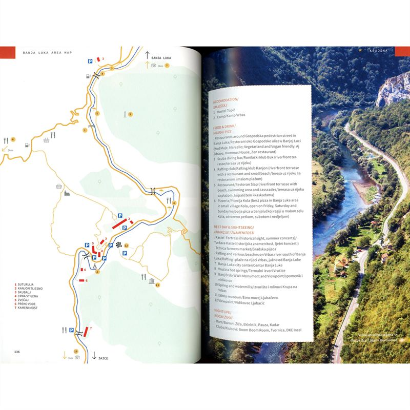 Rock Climbing Guide for Bosnia and Herzegovina pages