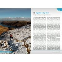 Winter Walks in the Lake District pages