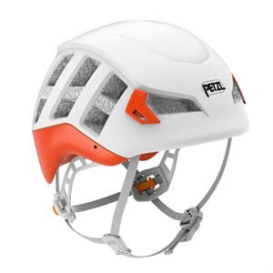 Petzl Meteor Helmet Red/Orange
