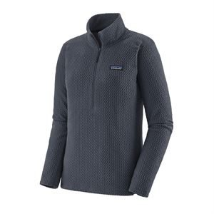 Patagonia Women's R1 Air Zip Neck Smolder Blue