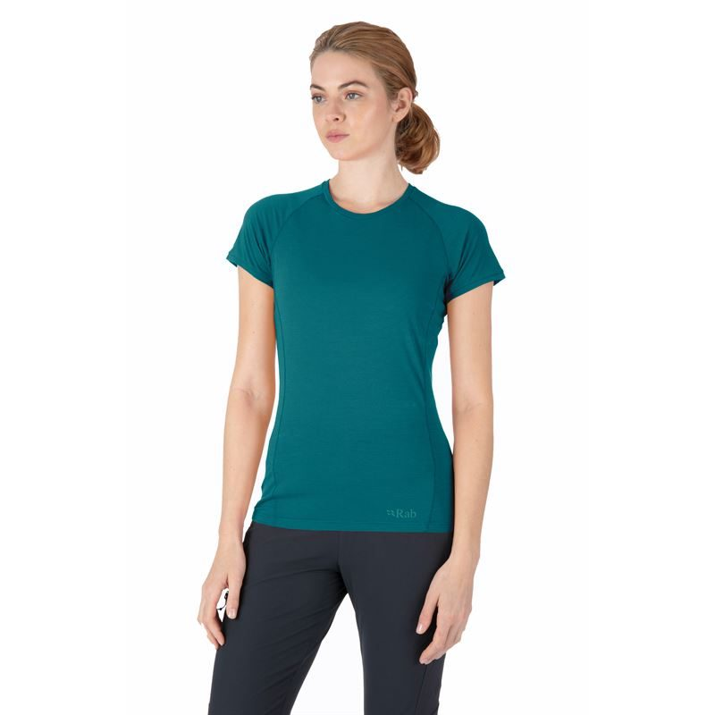 Rab Women's Forge SS Tee