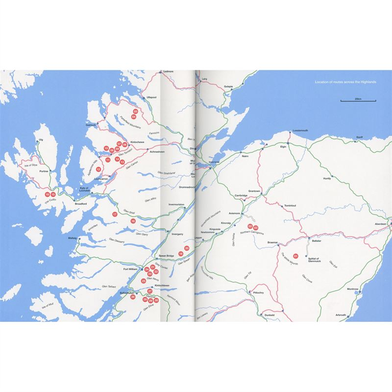 Scotland's Winter Mountains with One Axe coverage