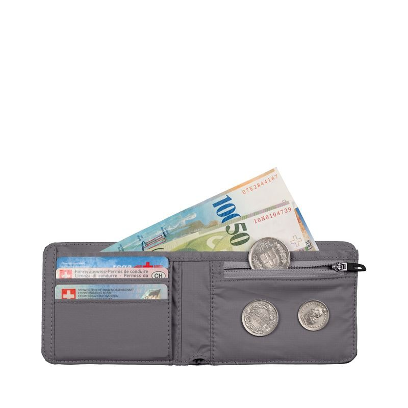 Mammut Flap Wallet internal