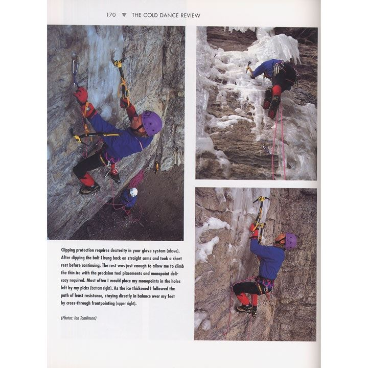 Ice World pages