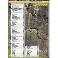 South Wales Sport Climbs contents