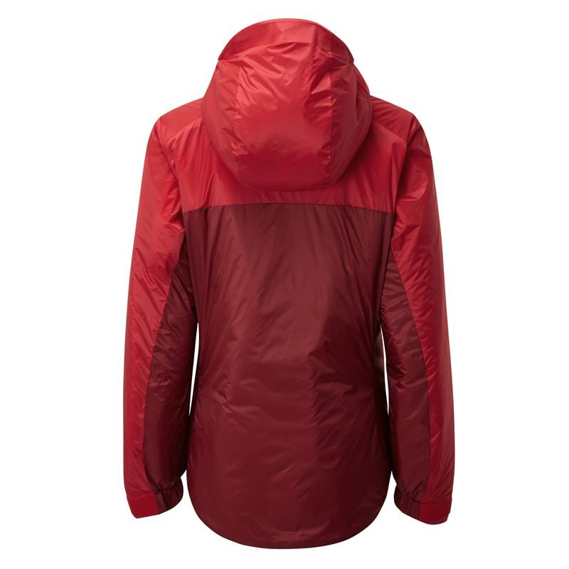 Rab Women's Photon Pro Jacket Ruby