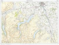 OS OL5 The English Lakes North-Eastern Area Active south sheet