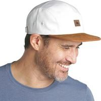 Outdoor Research Murphy 5 Panel Hat White in use
