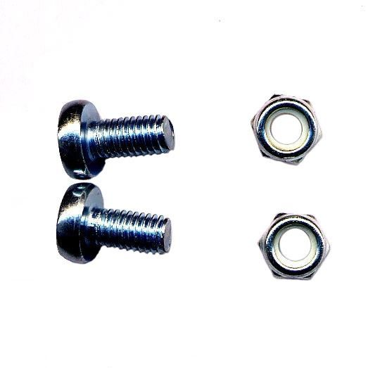 Grivel G12 Nuts and Bolts