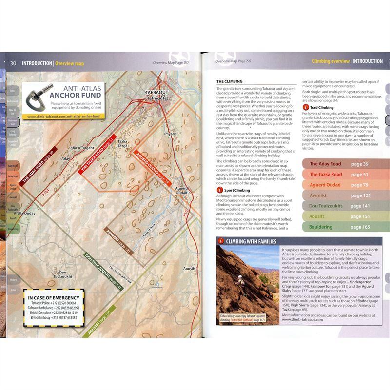 Climb Tafraout - Granite coverage