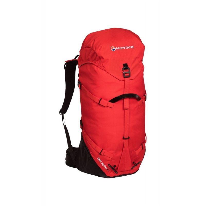 Montane Fast Alpine 40 Red