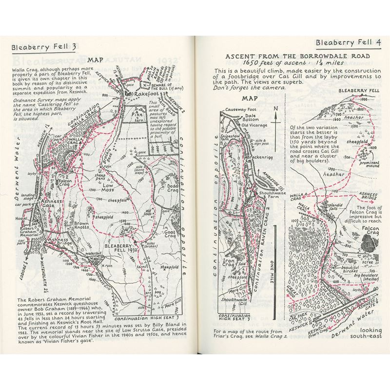 Wainwright - Book 3: The Central Fells pages