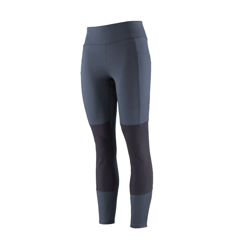 Patagonia Women's Pack Out Hike Tights Smolder Blue