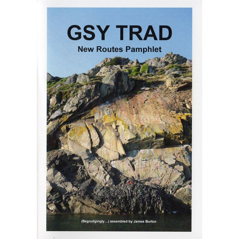GSY Trad - New Routes Pamphlet