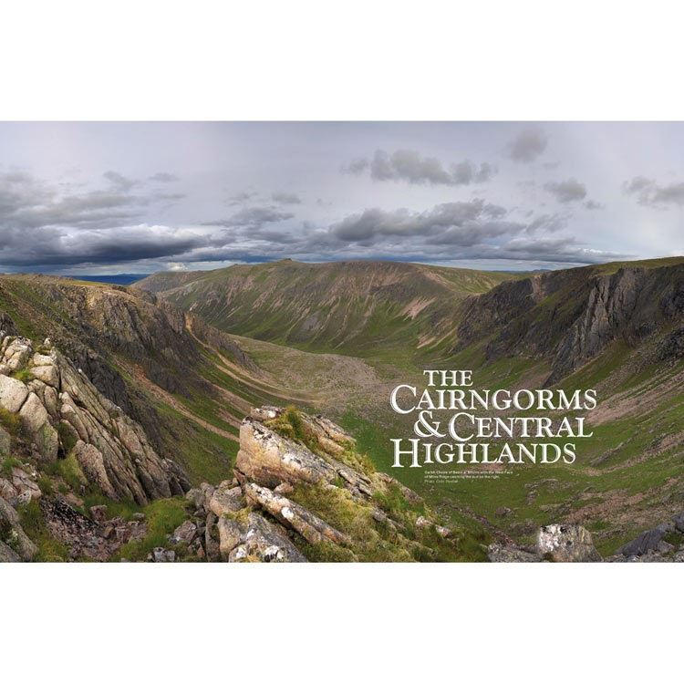 The Great Mountain Crags of Scotland pages