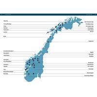 Ski Touring in Norway coverage