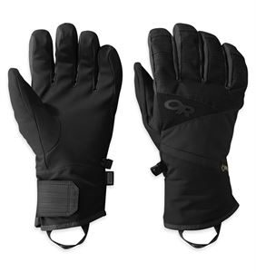 Outdoor Research Men's Centurion Gloves Black
