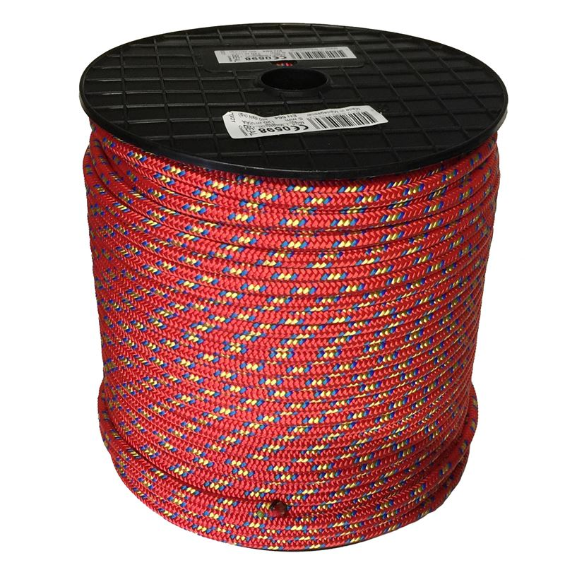 Beal 120m Static Cord on the Reel
