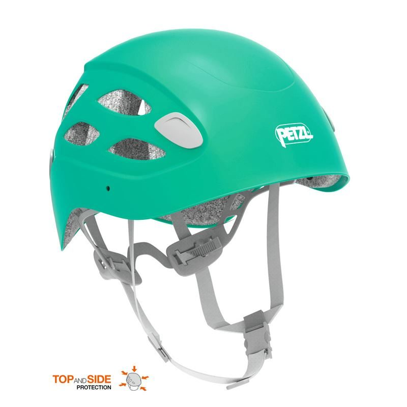 Petzl Women's Borea Helmet Turquoise