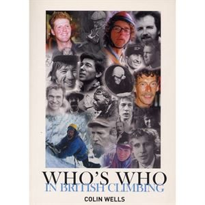 Who's Who in British Climbing
